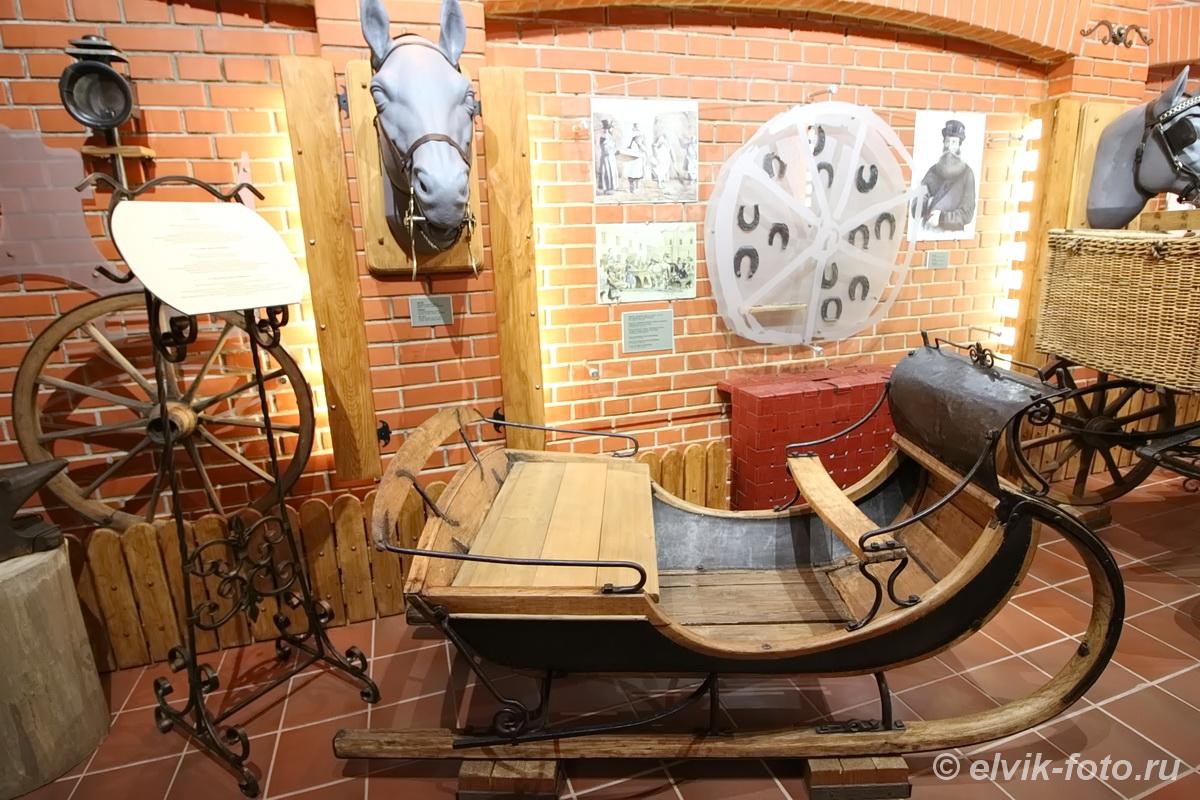 Музей карет 4
