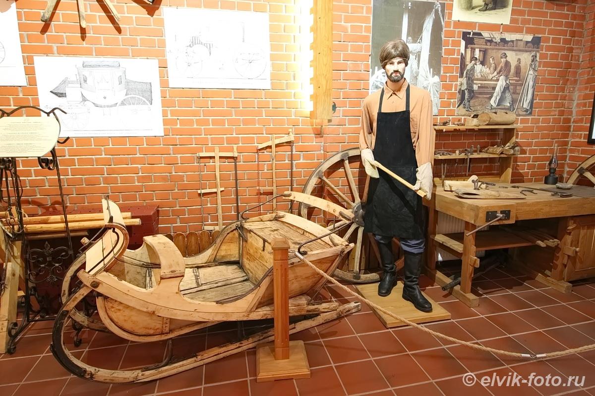 Музей карет 6