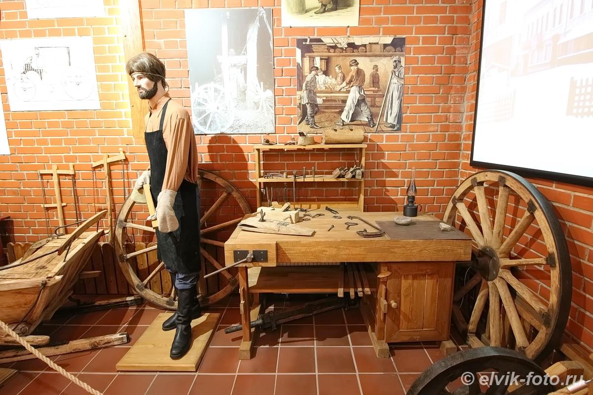 Музей карет 7