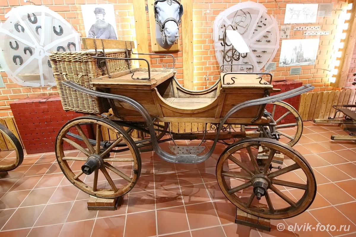 Музей карет 8