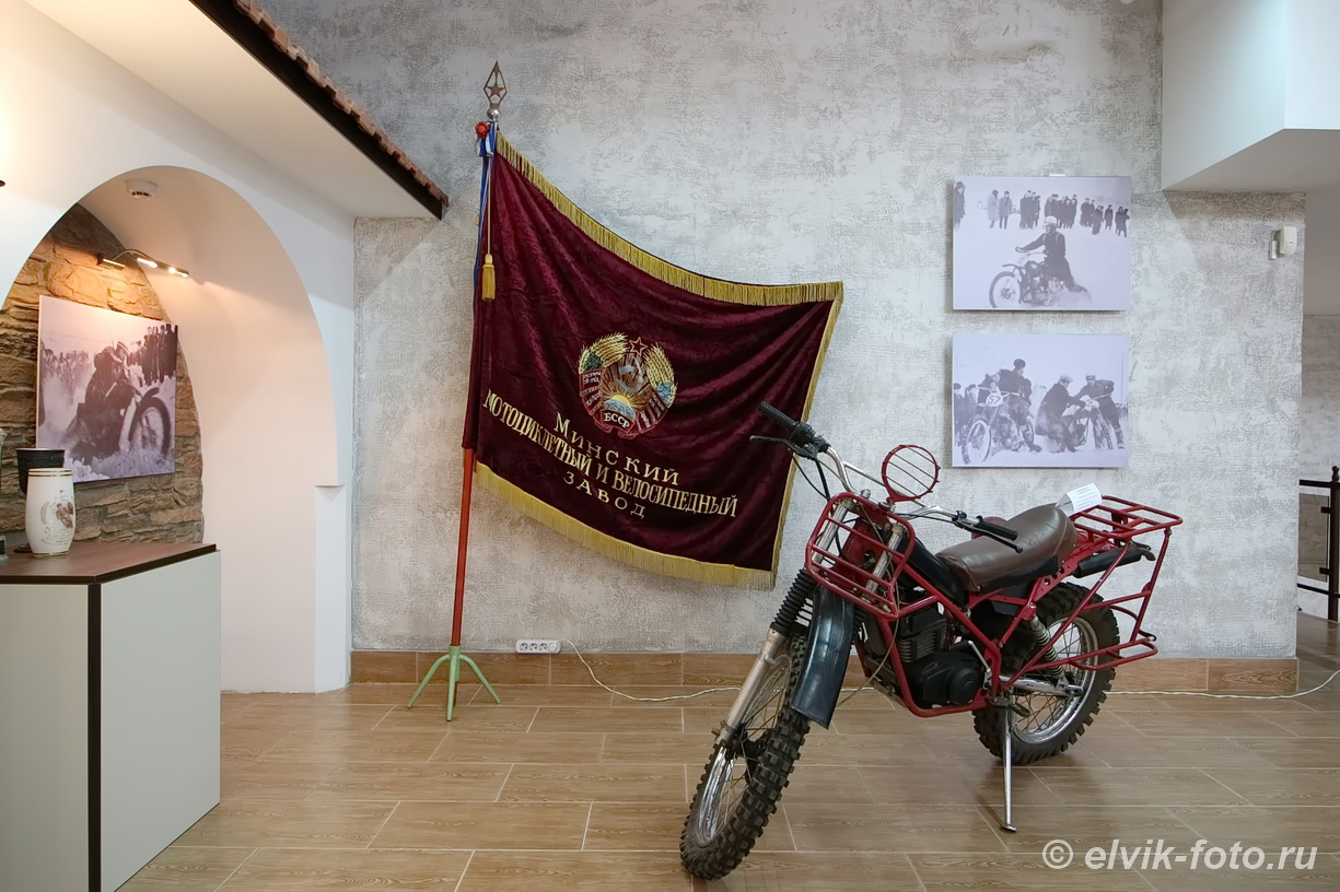 Музей мотоциклов 1