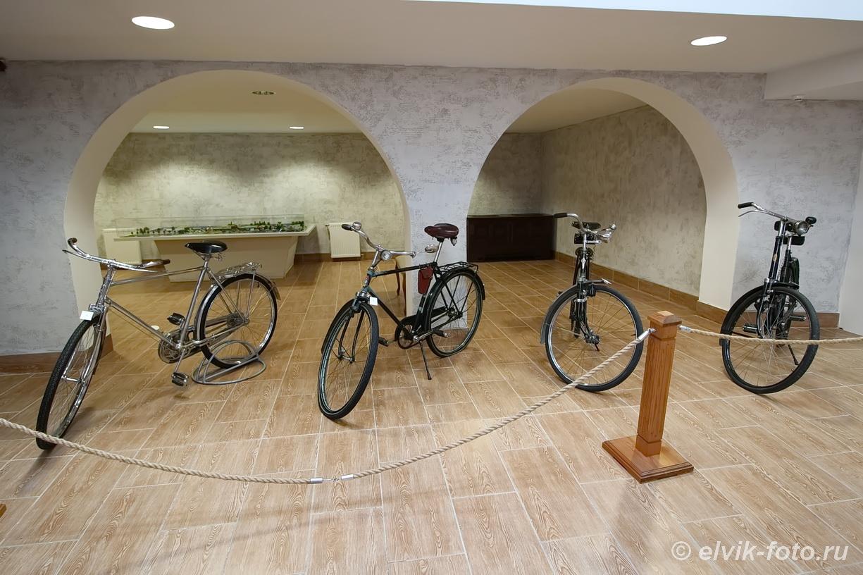 Музей мотоциклов 10