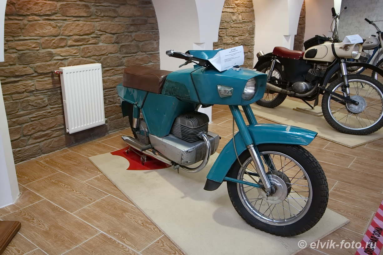 Музей мотоциклов 11