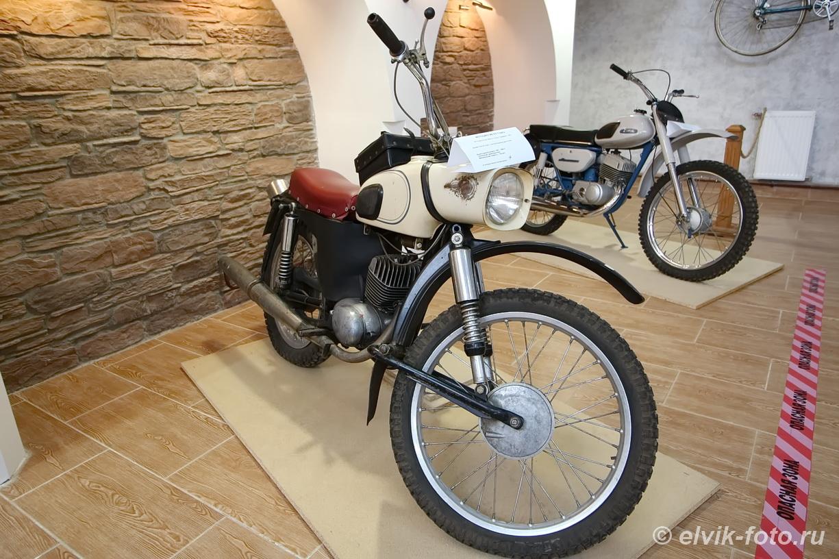 Музей мотоциклов 12