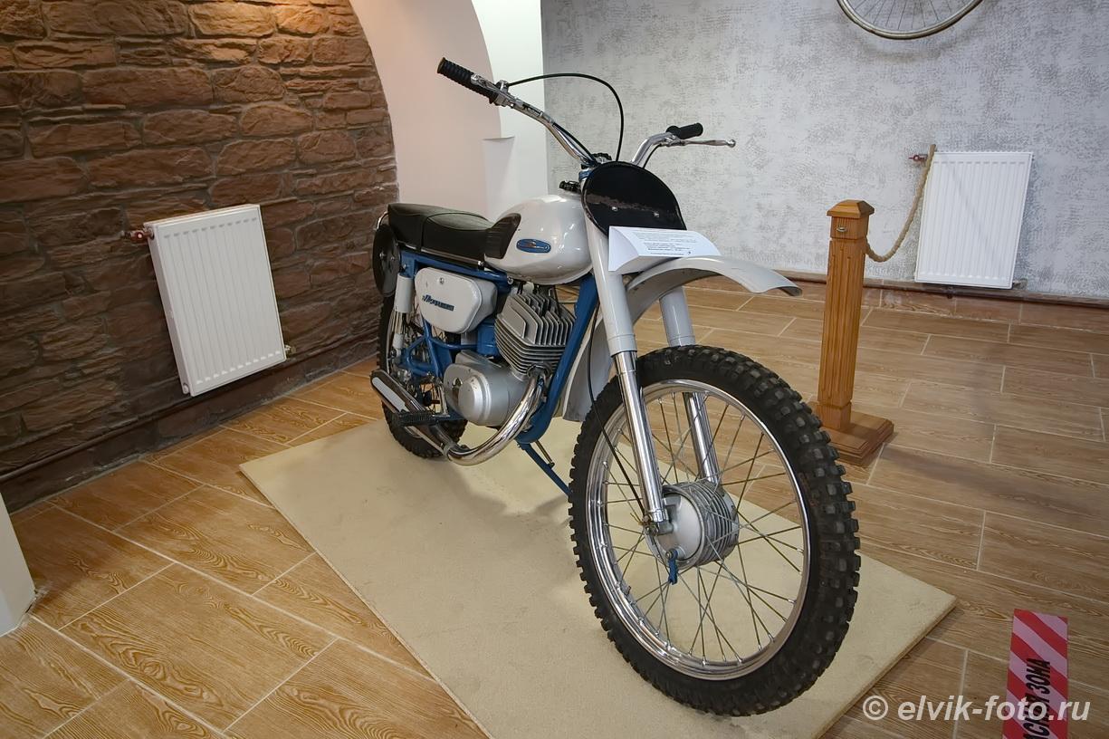 Музей мотоциклов 13