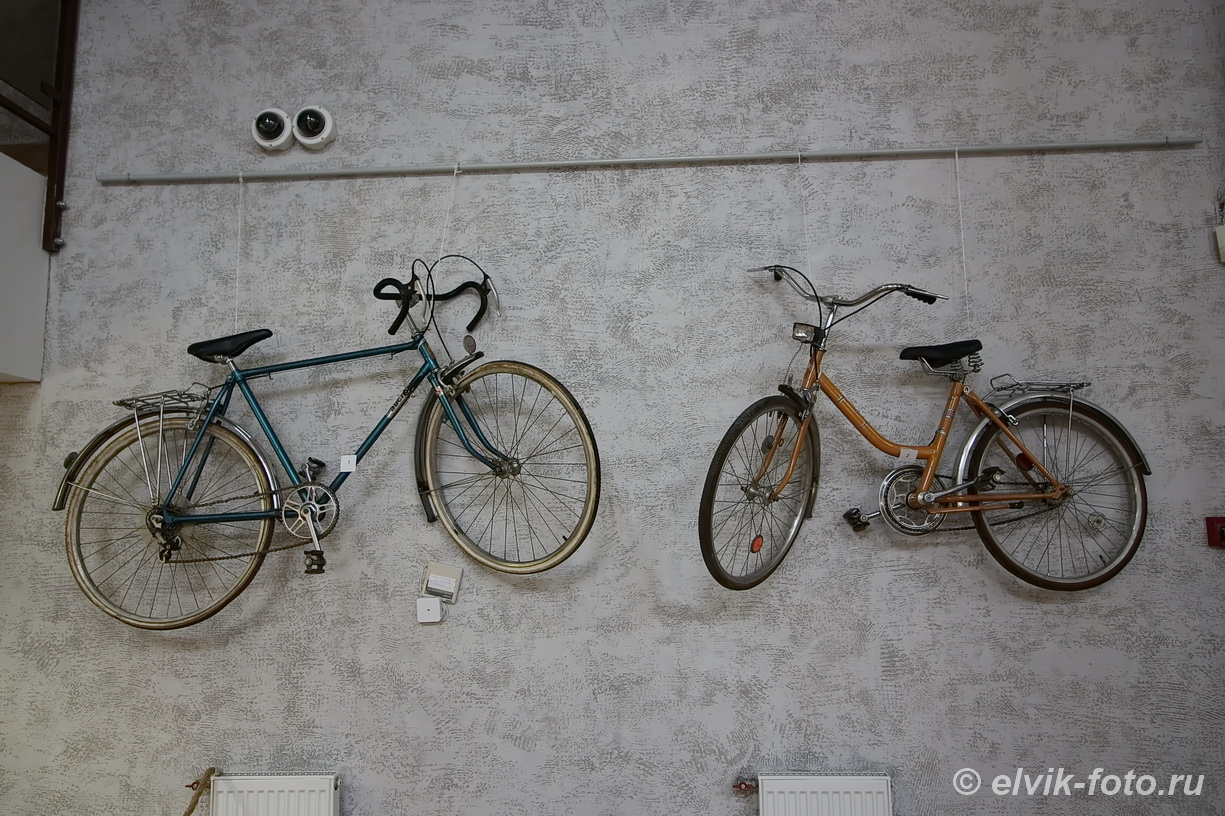 Музей мотоциклов 14