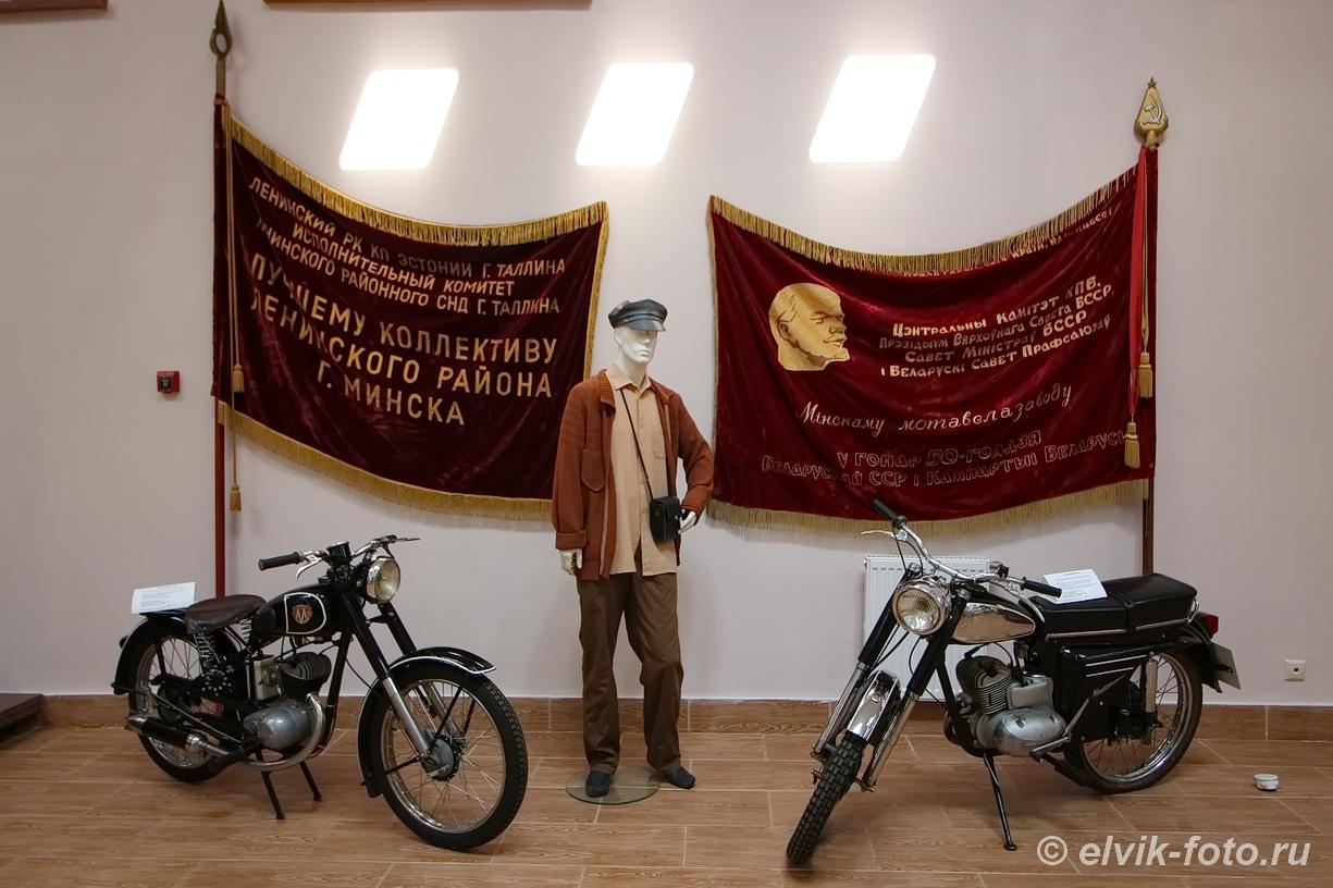 Музей мотоциклов 15