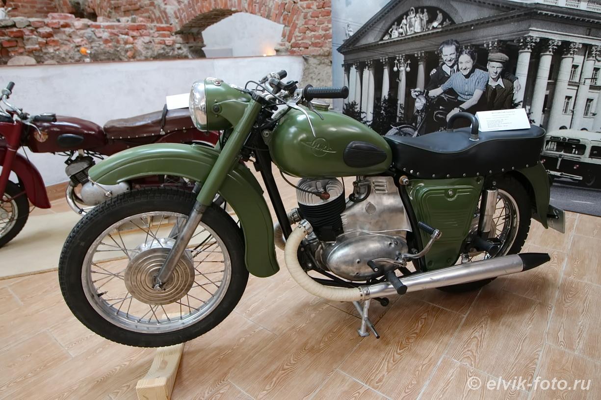 Музей мотоциклов 16