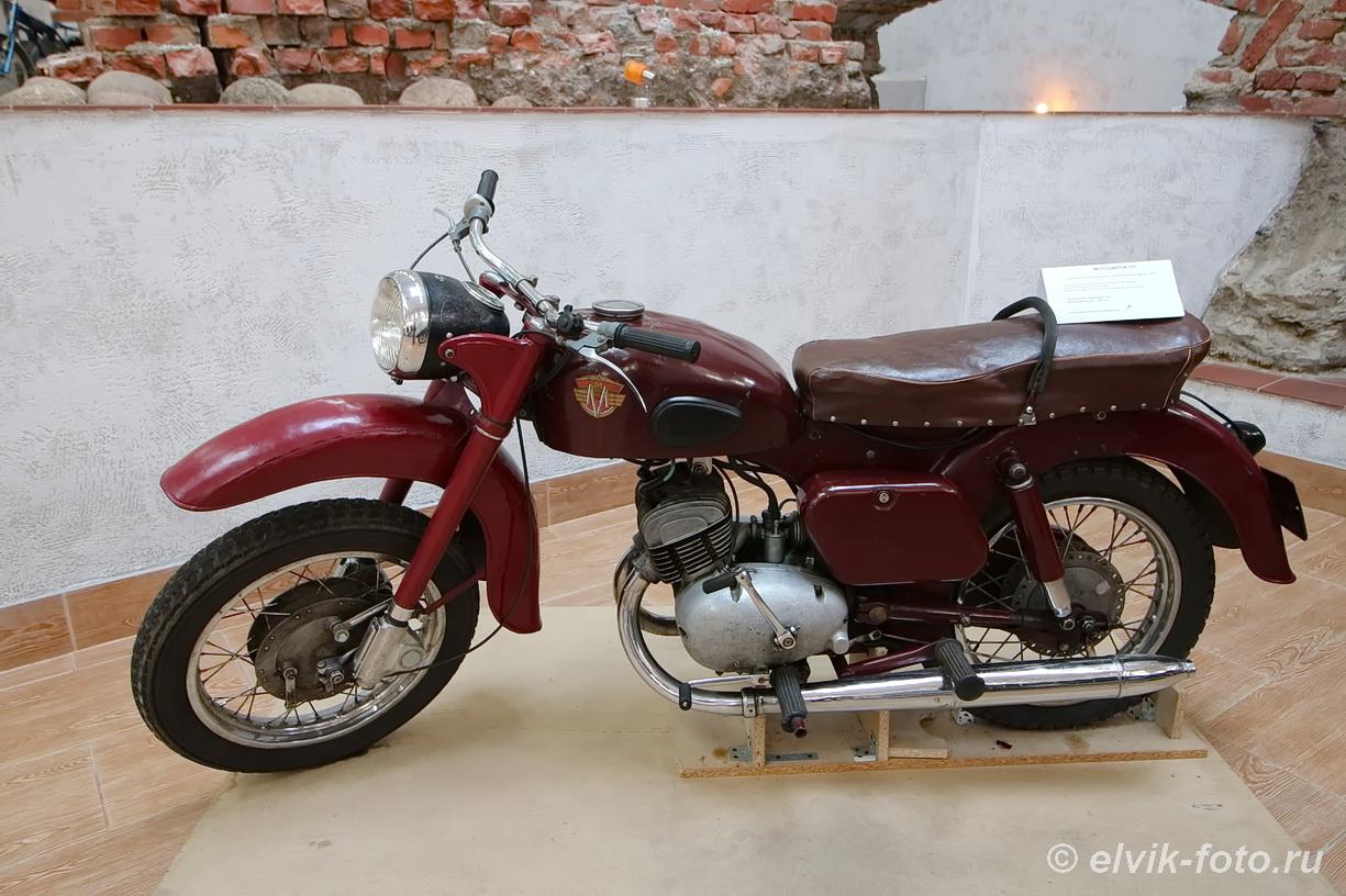 Музей мотоциклов 17