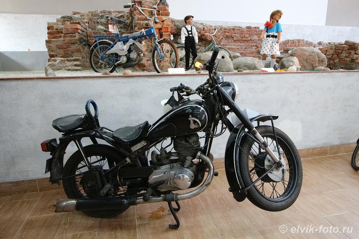 Музей мотоциклов 18