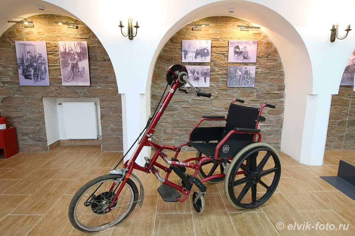 Музей мотоциклов 20