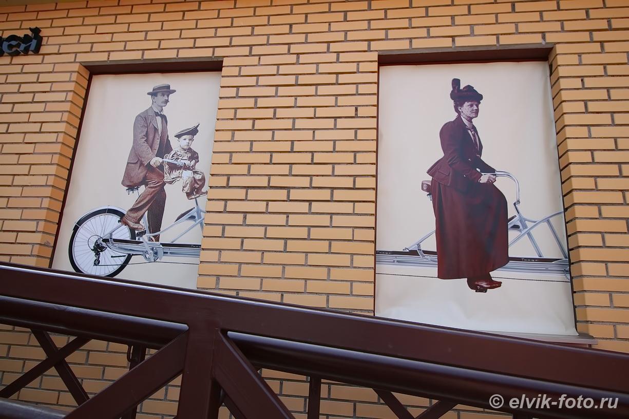 Музей мотоциклов 3