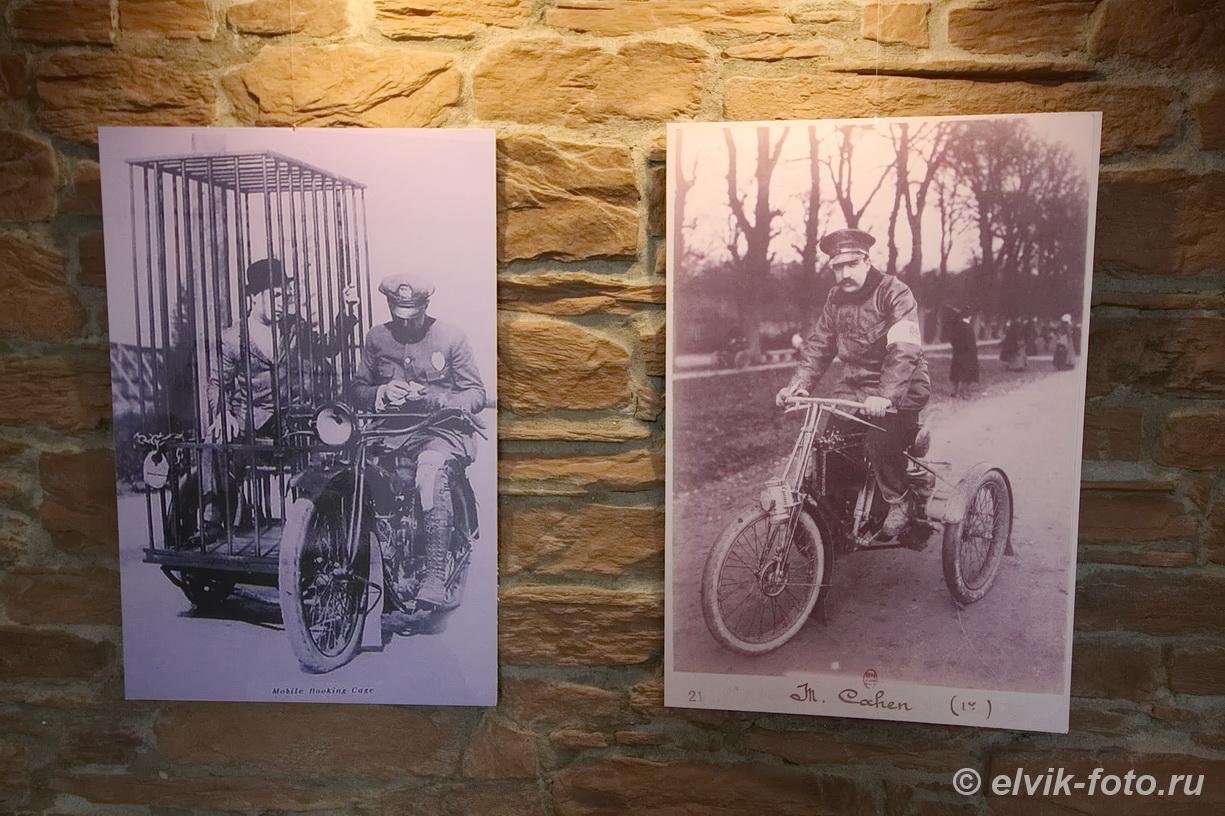 Музей мотоциклов 7