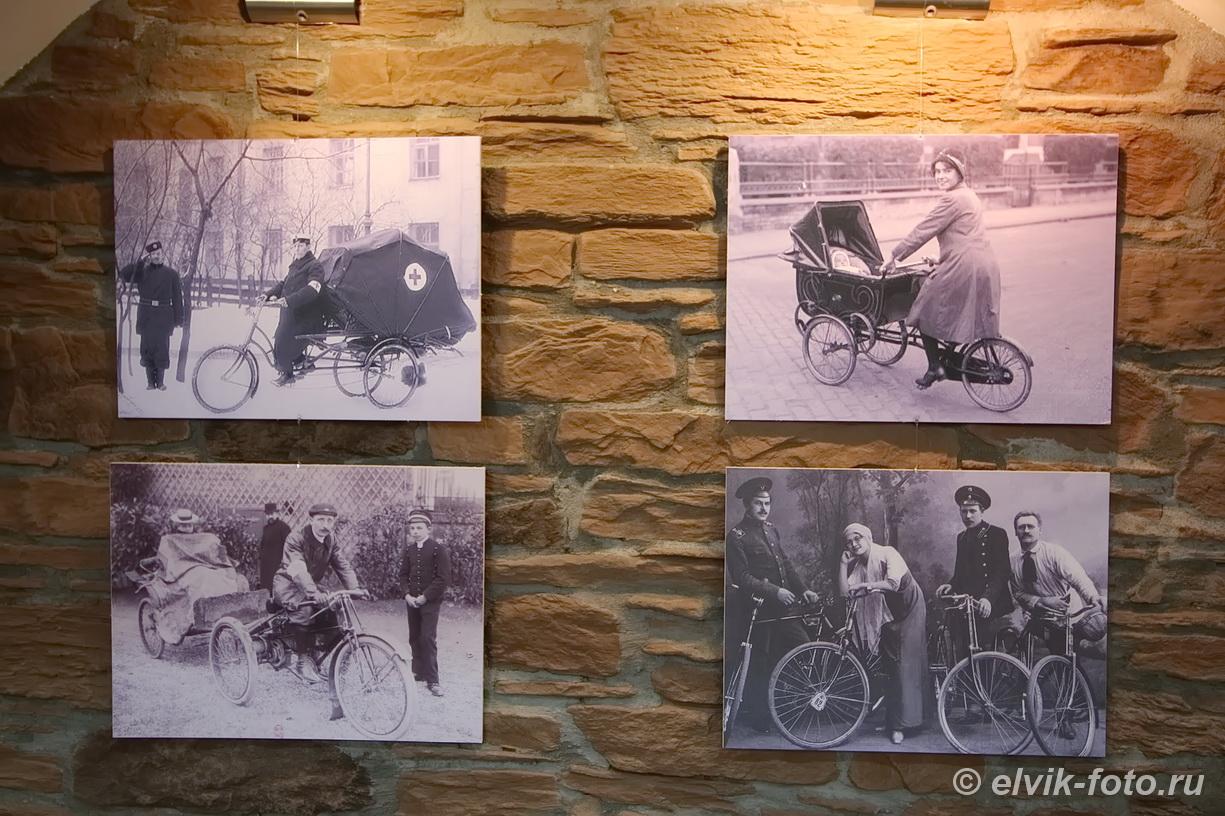 Музей мотоциклов 8