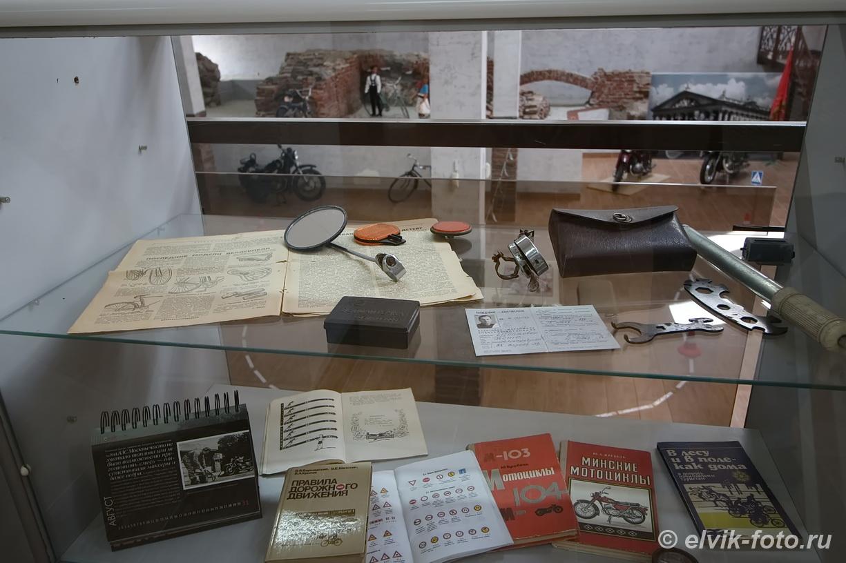 Музей мотоциклов 9