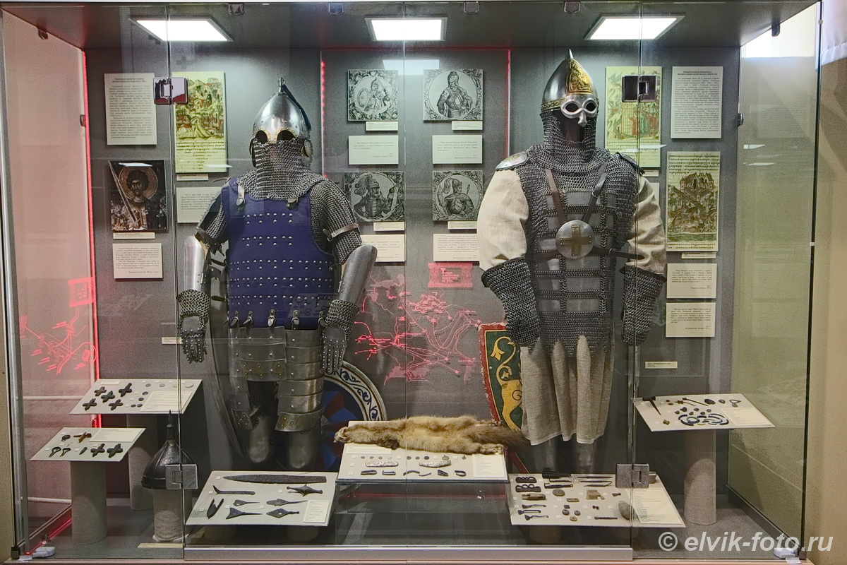 Исторический музей 18