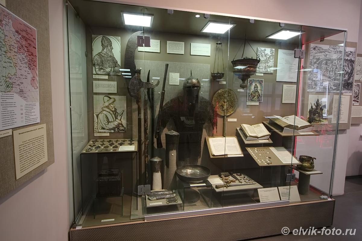 Исторический музей 21