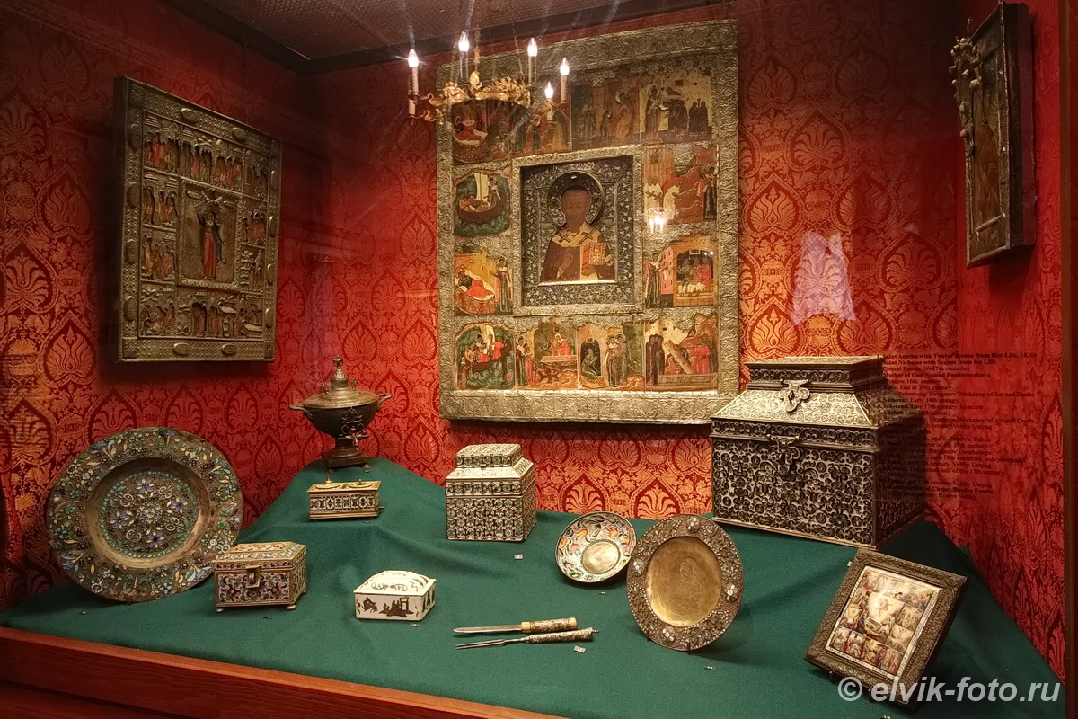 Музей сословий России, Галерея Ильи Глазунова