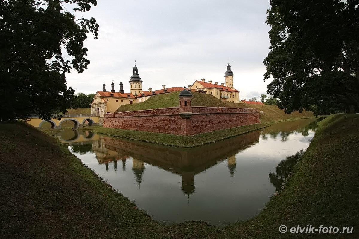 Несвижский замок. Беларусь