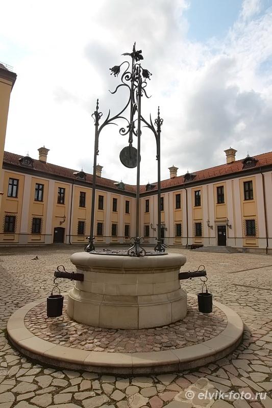 Несвижский замок 11a