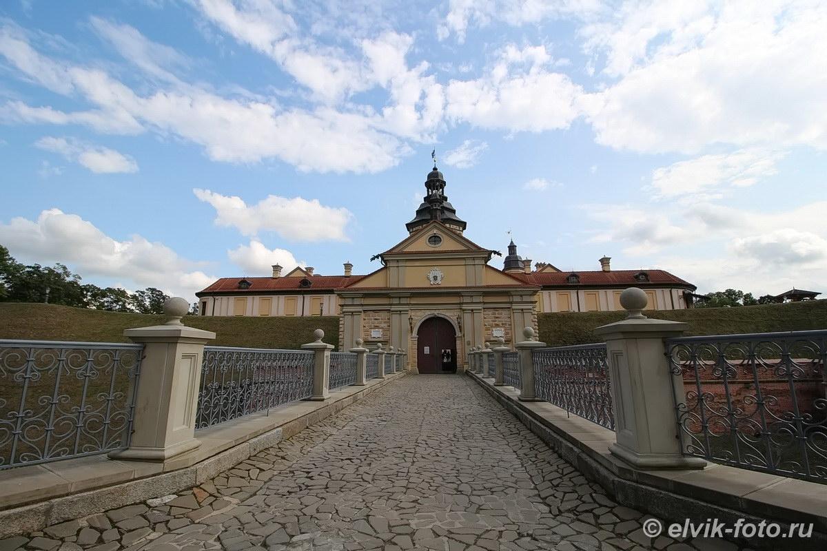 Несвижский замок 7