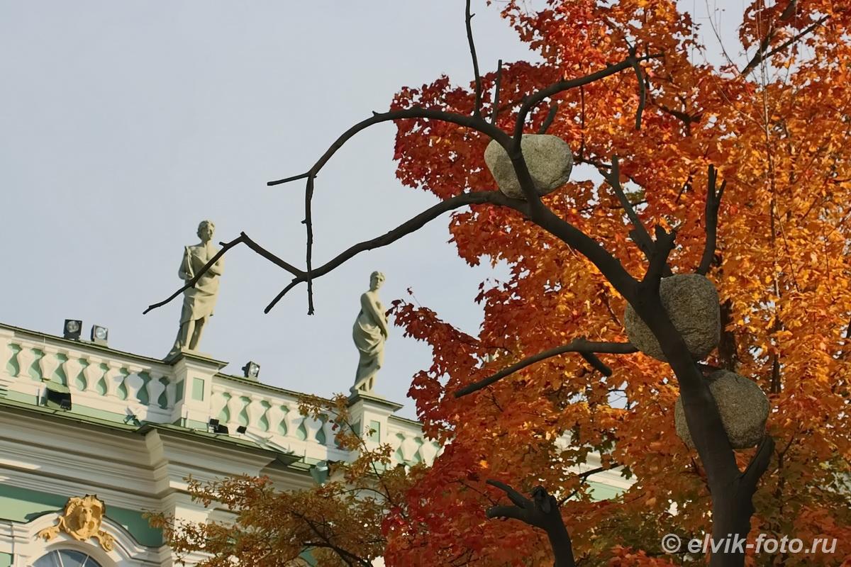 «Дерево» Пеноне