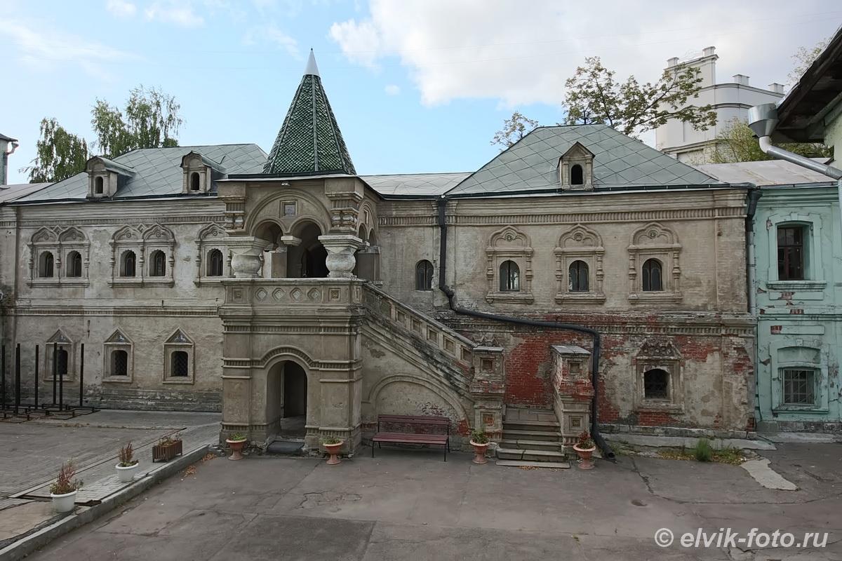 Палаты Московского печатного двора, Синодальная типография