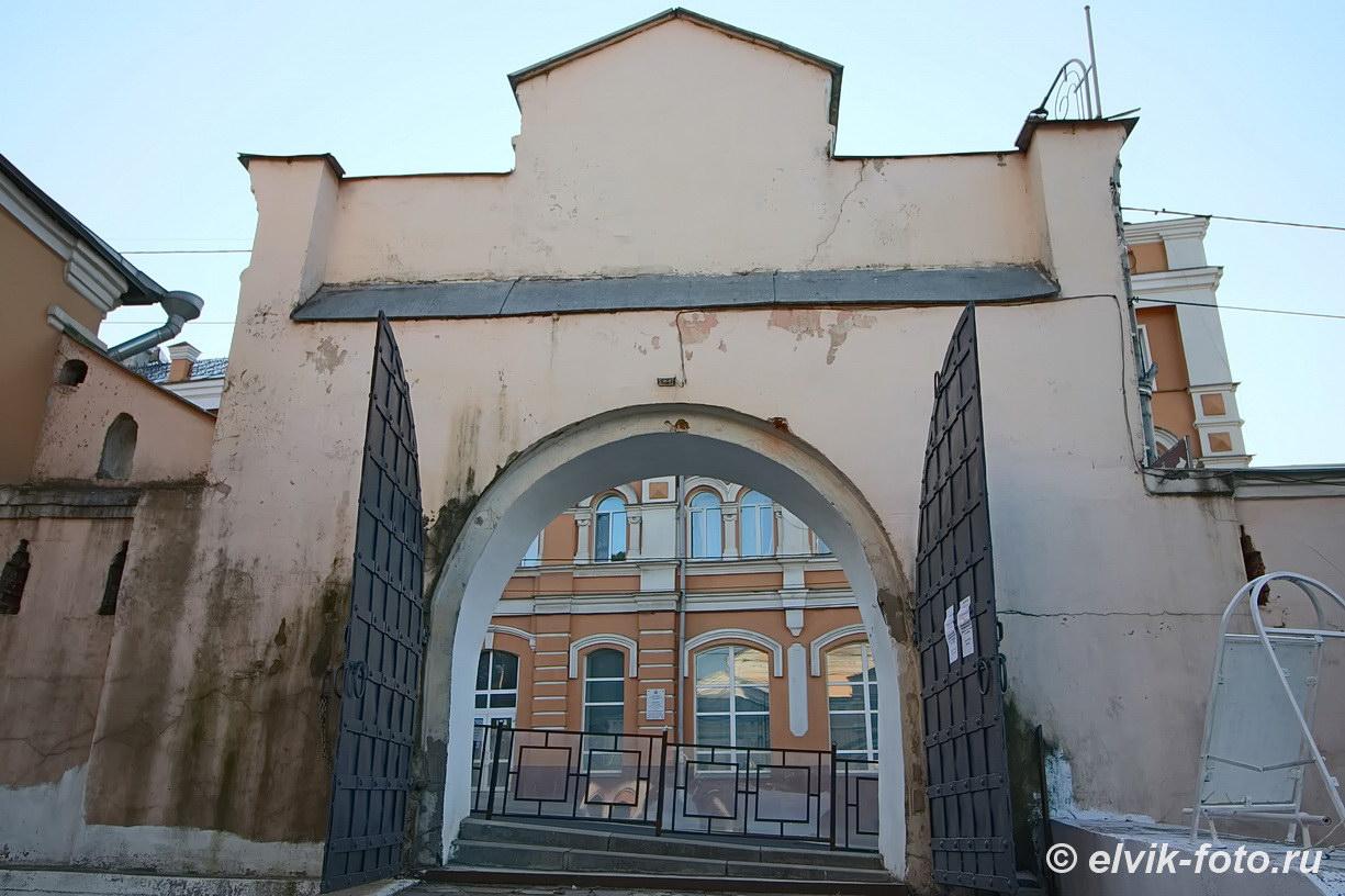 Смоленск – история России