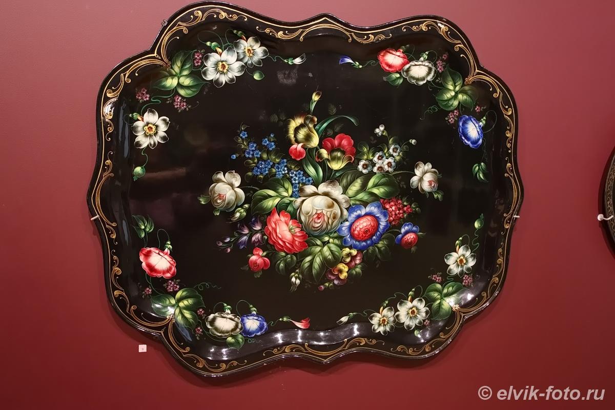 Музей Жостовской фабрики декоративной росписи